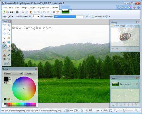 paintnet 405 final نرم افزار رایگان ویرایش تصاویر در ویندوز paint net 4 0 21