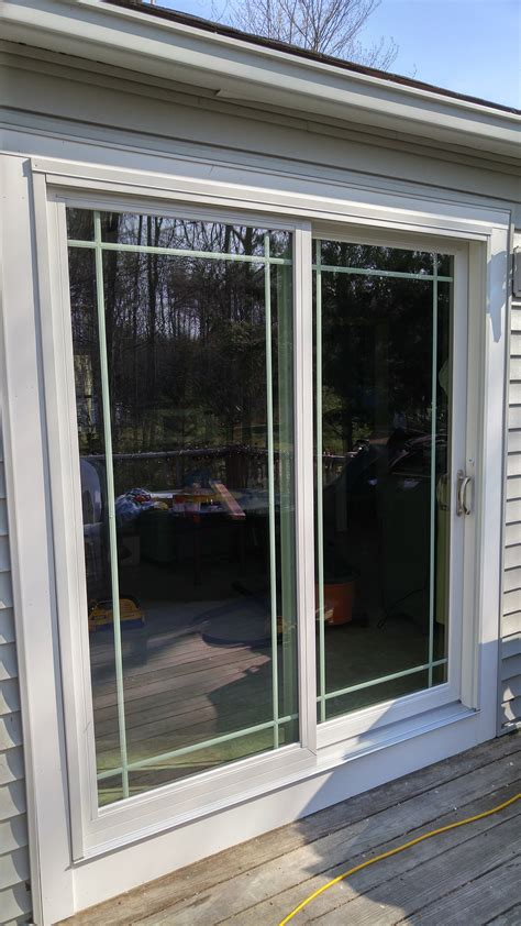Andersen Patio Doors Warranty - andersen frenchwood hinged patio door warranty patio ideas