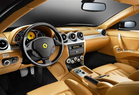 Nicest Car Interiors by 612 Scaglietti
