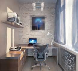 Cool Small Desks Cool Small Office Furniture With Outstanding Office Installed Inside Modern House Which Has Four