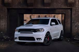 Dodge Durango 2018 Dodge Durango Srt Look The Nearly 500 Hp Three