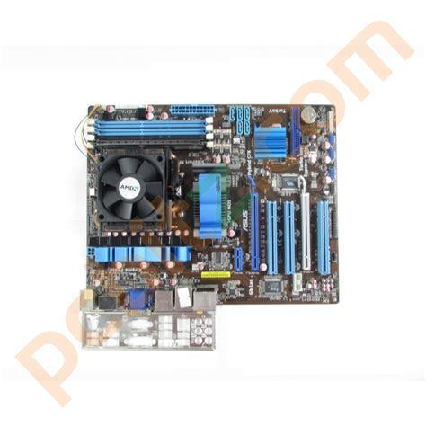 motherboard cpu ram bundle asus m4a785td v evo phenom ii x4 955 2gb ram