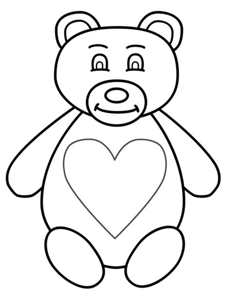 printable coloring pages printable teddy coloring pages coloring me