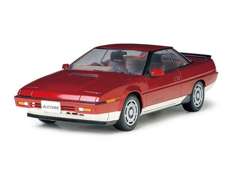 Subaru Xt Coupe by Subaru 4wd Turbo Xt Coupe Tamiya 24055