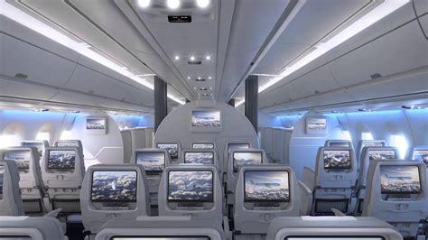 a350 cabin finnair airbus a350 xwb cabin 3d