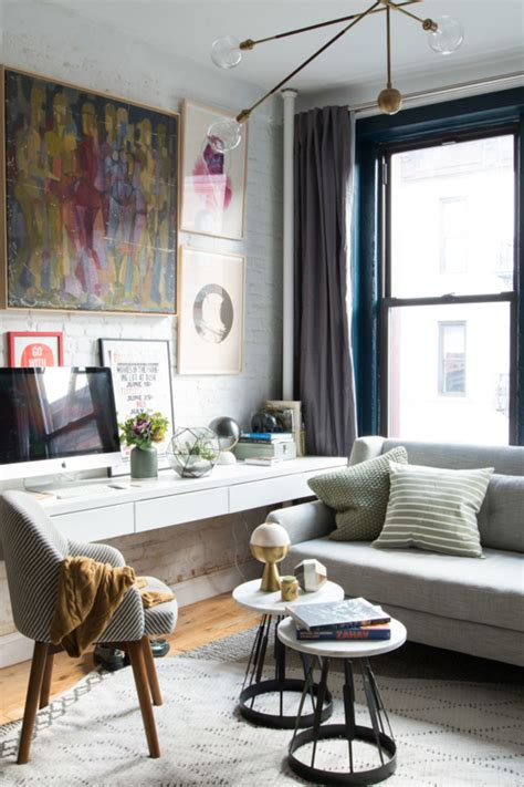 apartment therapy small spaces 7 ways to fit a workspace into a small space small