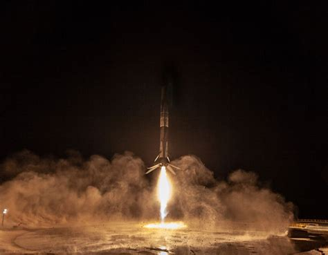 timelapses  spacexs launch  la twistedsifter