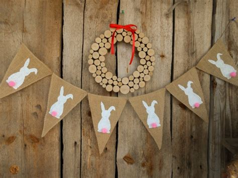 16 handmade easter garland ideas you can craft before