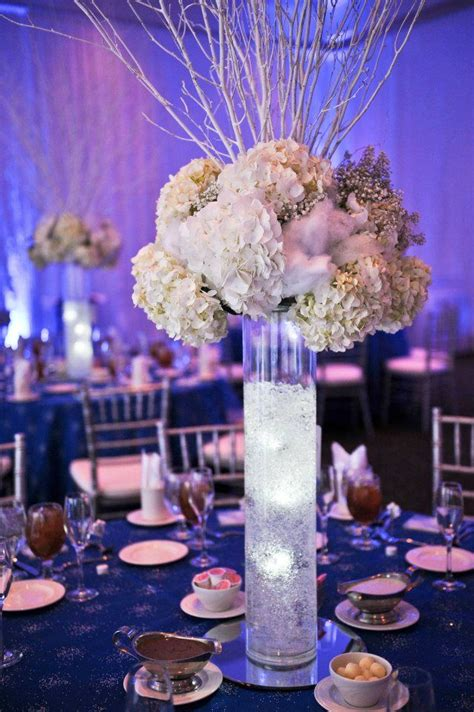winter centerpieces wedding nye winter wedding centerpiece at the fredericksburg expo center by anthomanic photography by