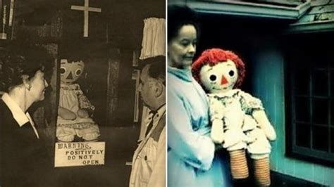 annabelle doll location annabelle real doll revealed the true story