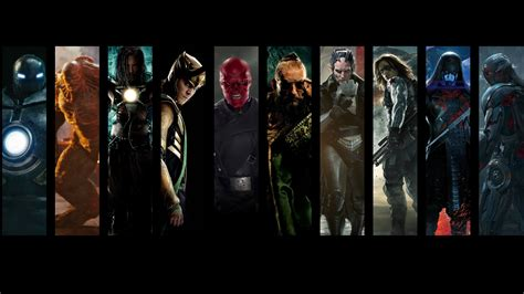 Marvel Film Bad Guys   top 5 villains of the marvel cinematic universe
