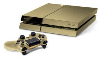 ps4 console colors gold ps4 and xbox one launching in dubai tech4gamers