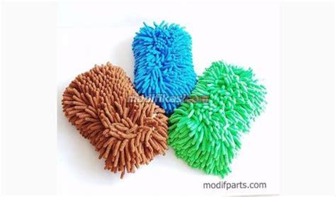 sponge busa spons microfiber cumi untuk cuci mobil ar