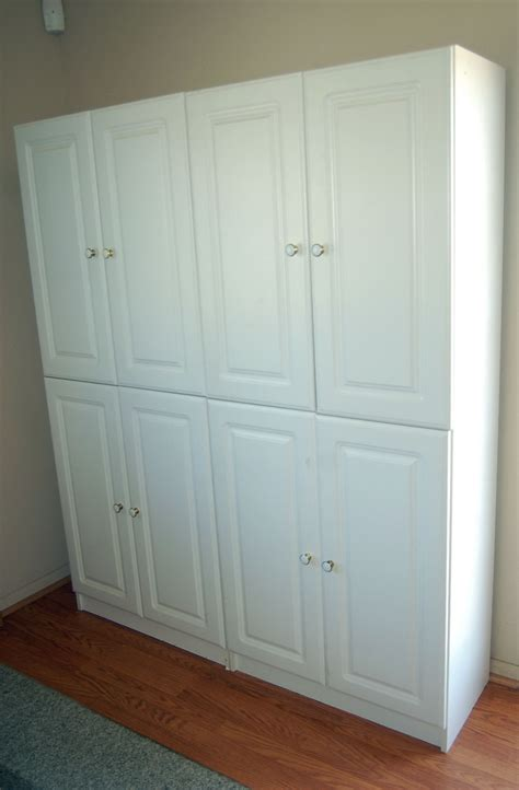 white kitchen pantry cabinet lowes nickbarron co 100 lowes kitchen pantry cabinets images
