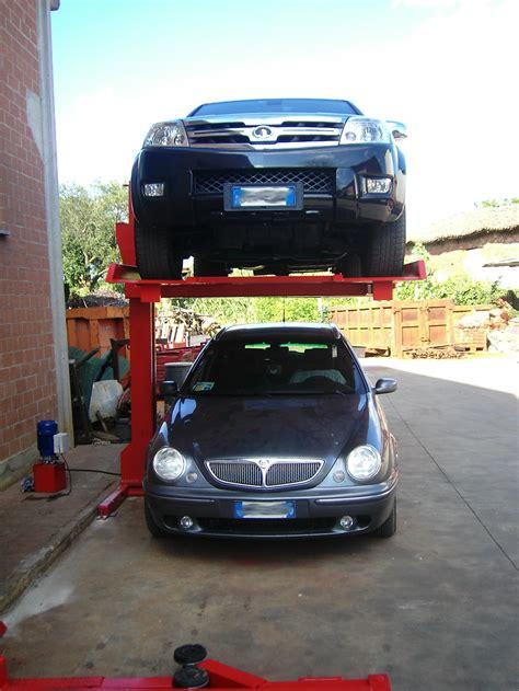 sollevatore auto per box sollevatori auto per box