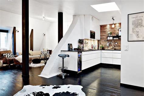 Create contrast in interior design