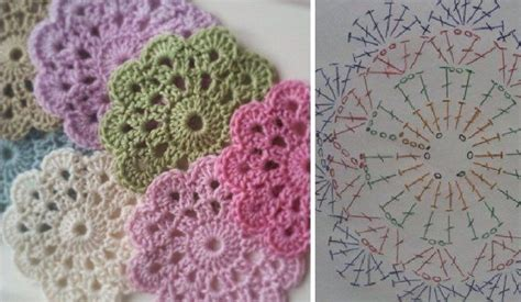 roller coaster pattern crochet coasters free pattern the craft chair