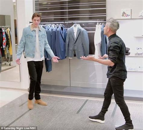 pete davidson fashion snl s pete davidson gets a makeover from queer eye s tan