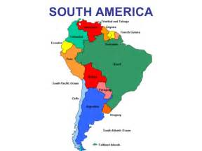 america map deserts south america intro ppt