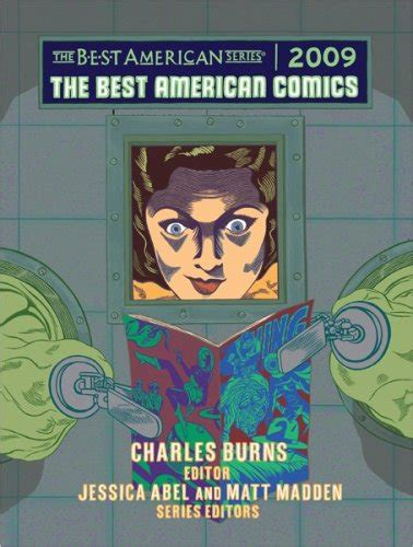 The Greatest American Comic Acme Novelty Archive The Best American Comics 2009