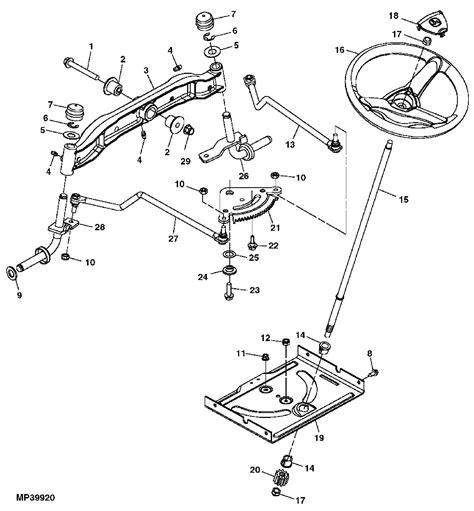 deere l130 parts diagram deere l130 deck diagram car interior design