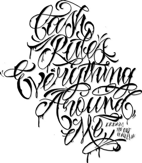 latino tattoo font generator c r e a m lettering by chiv0 on deviantart
