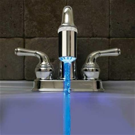 Tap Lights by Light Up Tap Coloured Tap Led Tap Led Faucet Light Faucet