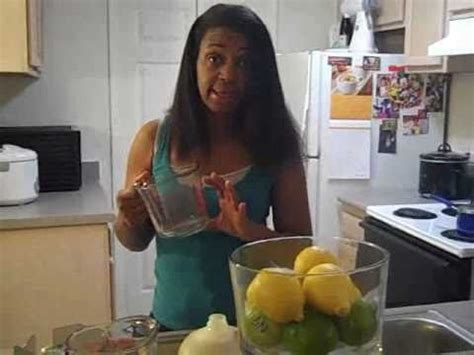 Detox Before Working Out by Master Cleanse Recipe How To Make The Lemonade By The