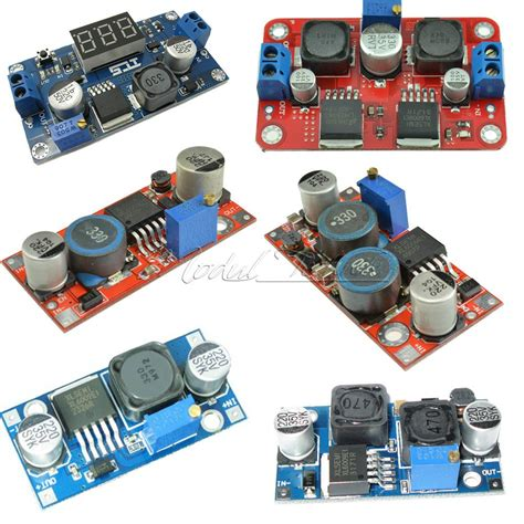 Xl6009 Dc Dc Adjustable Boost Step Up Power Supply Module 4a Output 6v 1 xl6009 dc adjustable step up boost power converter