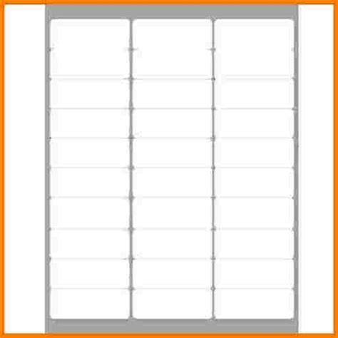 template for 5160 labels avery templates 5160 the letter sle