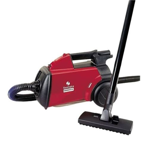Vacuum Sweepers On Sale Electrolux Sanitaire Sc3683a Bagged Canister Commercial