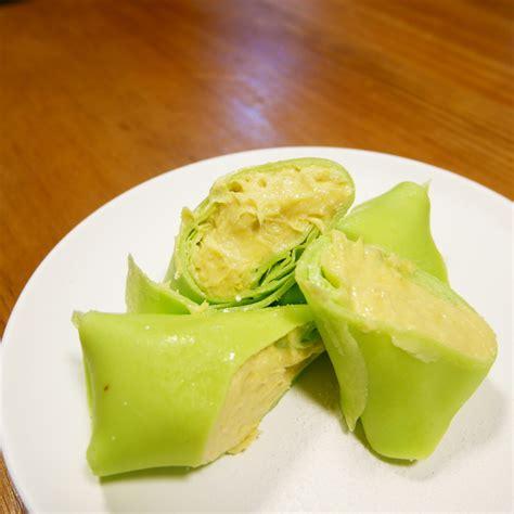 Duren Pancake Duren best local hong kong dessert cafes that serve durian foodie hong kong
