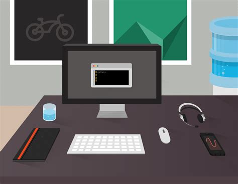 best desk setup for productivity remote work tips tools for working remotely and still