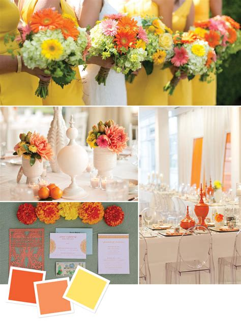 wedding color combos 15 wedding color combos you ve never seen you ve color