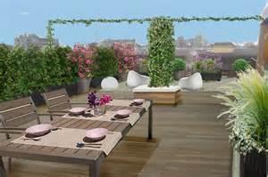 terrazzi arredati e fioriti progetto giardino galleria progetti giardini