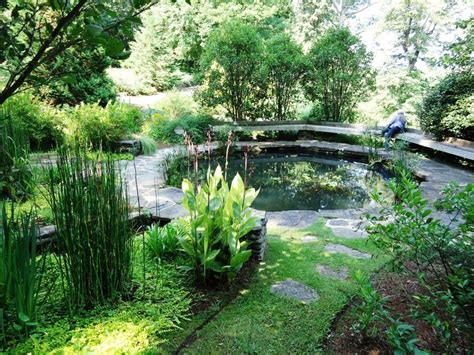 Landscape Design Newnan Ga Octagon Pool At Dunaway Gardens In Newnan