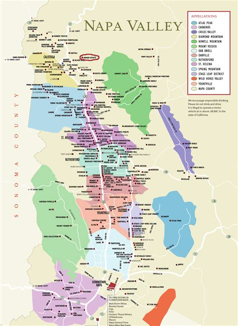 map of napa valley napa valley california location get free image about wiring diagram