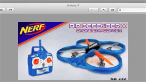 nerf drone nerf air defender drone and nerf recon drone hd video