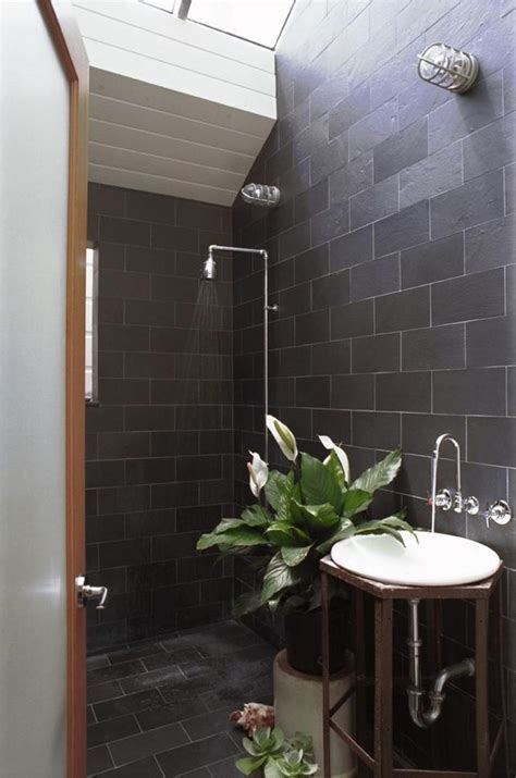 slate bathroom ideas best 25 slate bathroom ideas on classic style multicoloured bathrooms charcoal