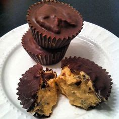 Spoonful Of Peanut Butter Before Bed by Ripped Recipes Protein Cookie Dough Peanut Butter Cups