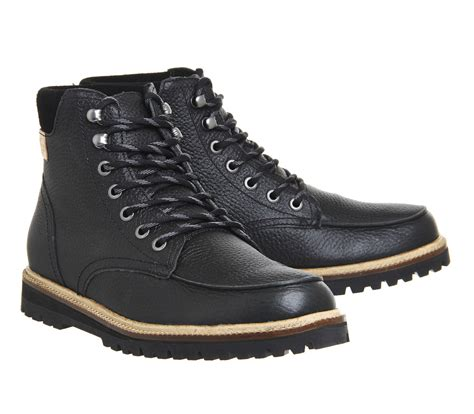 lacoste boots lacoste montbard boot 2 in black for lyst