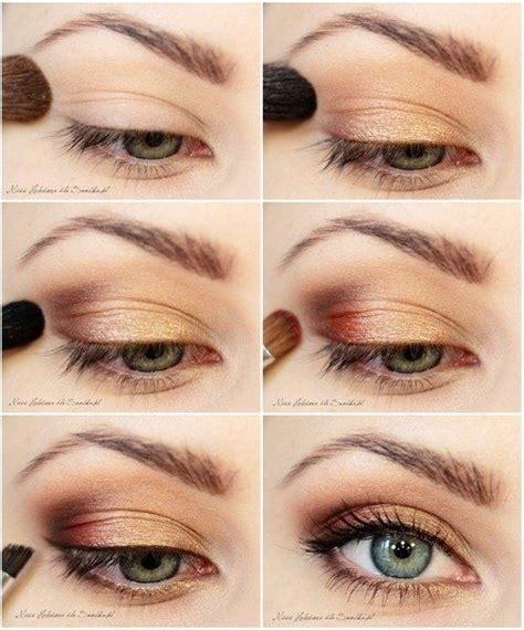 10 Steps For Makeup Look by 15 Tutoriales De Maquillajes Para Salir De Noche Maquillaje