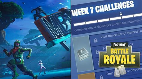 fortnite week 7 challenges fortnite reveals season 5 week 7 challenges check out the