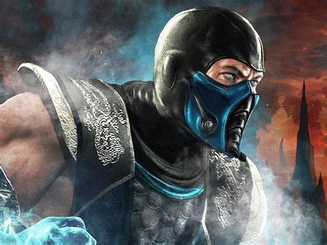 sub zero mortalkombat gamer on instagram sub zero wallpapers wallpaper cave