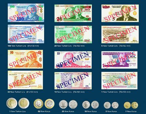 currency try lira turca valuta bandiere mondo