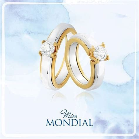 Wedding Ring Miss Mondial wedding ring by miss mondial bridestory