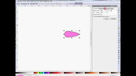 inkscape tutorial youtube deutsch inkscape tutorial eine einfache bl 252 te erstellen youtube