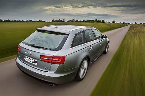 Audi A6 3 0 Tdi Biturbo by Audi A6 Avant 3 0 Tdi Biturbo Bilmagasinet Dk