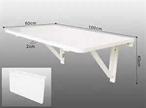 Wall Drop Leaf Table Sobuy Large Size Wall Mounted Drop Leaf Table Folding Kitchen Dining Table Working Desk 100