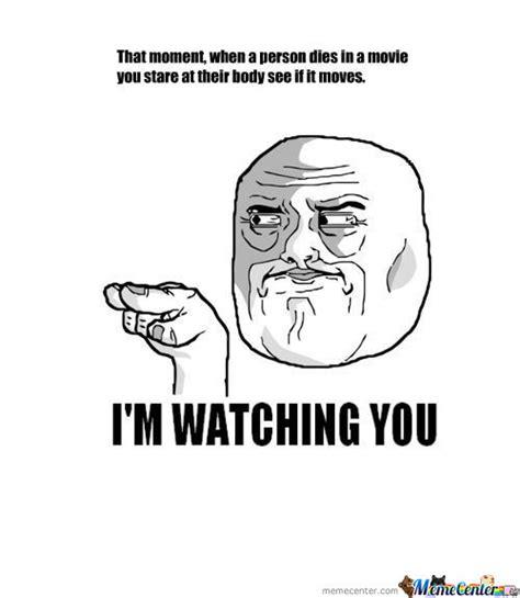 Watching You Meme - meme center crazy comet posts page 1